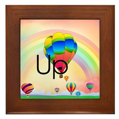 Up Framed Tile