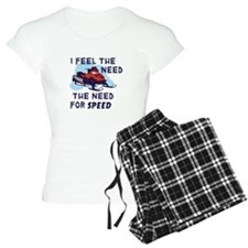 I Feel The Need The Need For Speed Pajamas