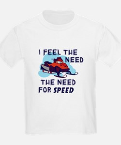 I Feel The Need The Need For Speed T-Shirt