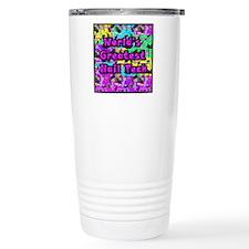 Nail tech Travel Mug