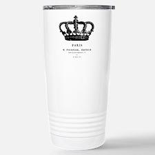 PARIS CROWN Travel Mug