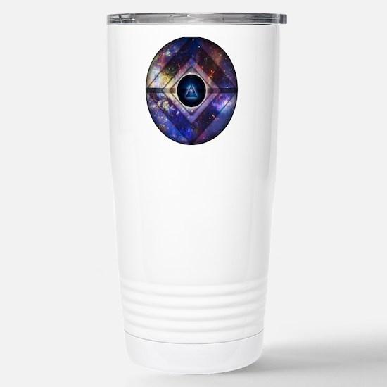 Center of Existence Stainless Steel Travel Mug