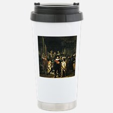 Rembrandt - The Nightwa Thermos Mug