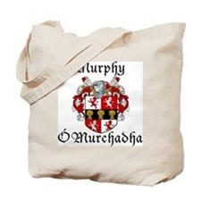 Murphy In Irish & English Tote Bag