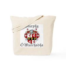 Murphy In Irish & English Tote Bag