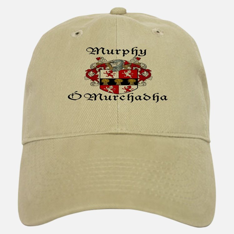 Murphy In Irish & English Baseball Baseball Baseball Cap