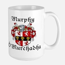 Murphy In Irish & English Large Mug