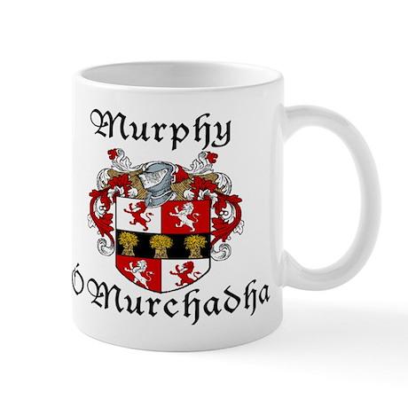 Murphy In Irish & English Mug