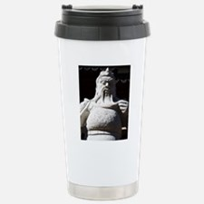 Stone Man  Stainless Steel Travel Mug