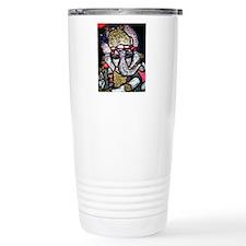 Ganesh Stained Glass Pa Travel Mug