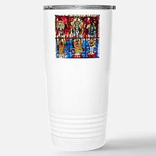 Trinity Stained Glass W Travel Mug