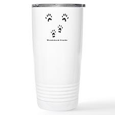 Woodchuck Tracks Travel Mug