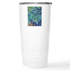 Iris, Vincent van Gogh. Thermos Mug