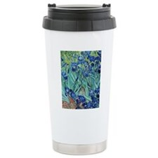 Iris, Vincent van Gogh. Travel Mug