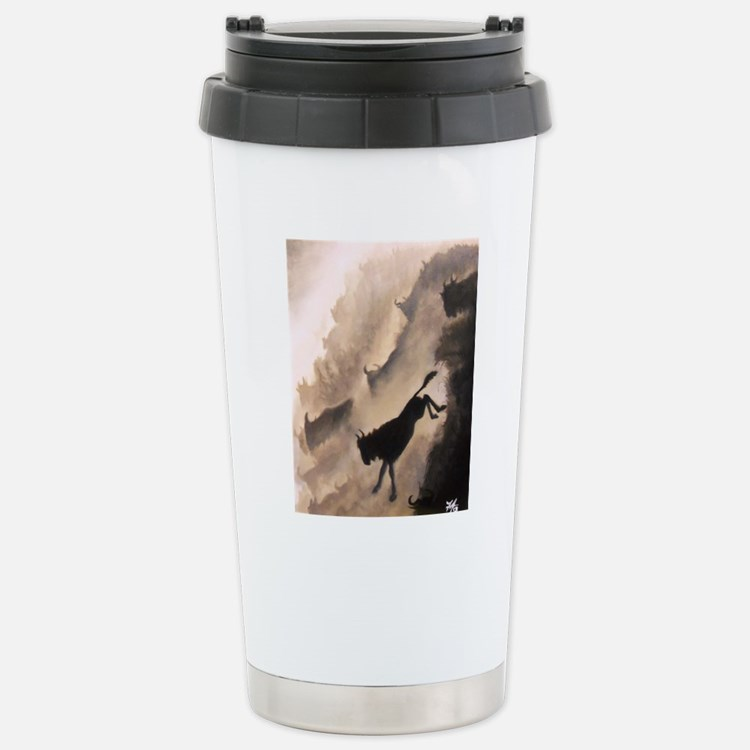 Leap of Faith Travel Mug