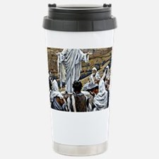 The Lord's Prayer, pain Stainless Steel Travel Mug
