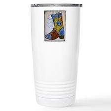 Merry Christmas Y'all Travel Coffee Mug
