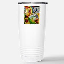 Rhythme, Joie de vivre  Travel Mug