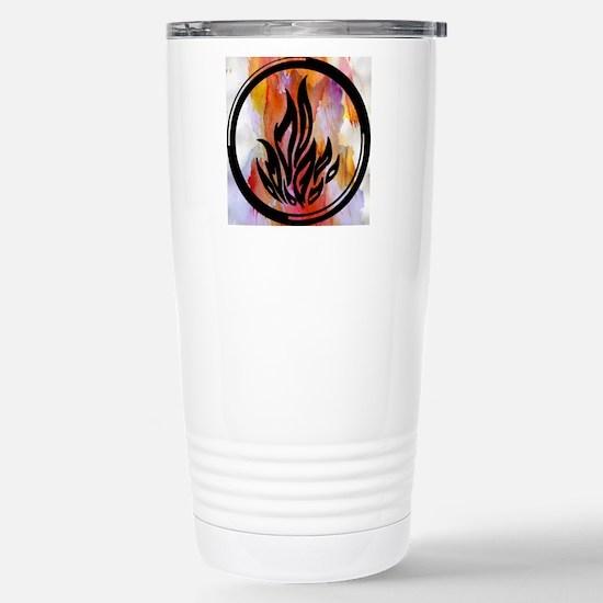 Dauntless Stainless Steel Travel Mug