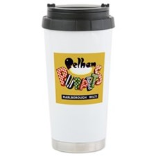 Funny Puppet Stainless Steel Travel Mug