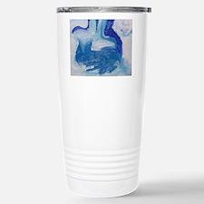Gotham City Cat Stainless Steel Travel Mug