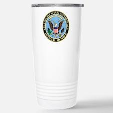 Cool Fox news Travel Mug