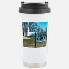The Big Duck Stainless Steel Travel Mug