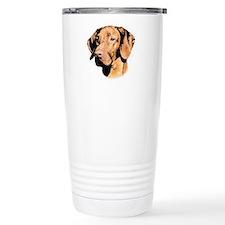 Vizsla Hungarian Pointe Travel Coffee Mug