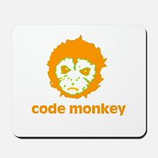 Code Monkey Mousepad
