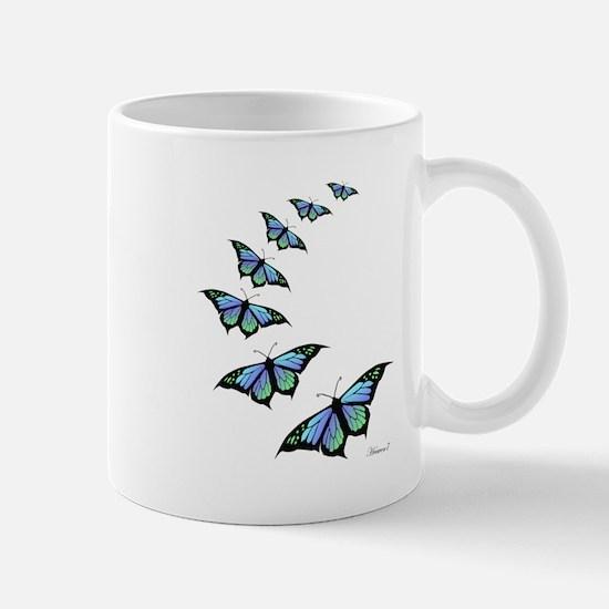 FLY AWAY Mugs