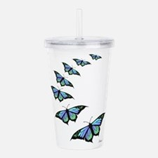 Insects Acrylic Double-wall Tumbler