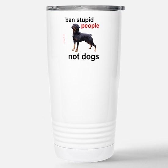 banrottgood.png Stainless Steel Travel Mug