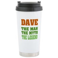 Dave The Legend Travel Mug