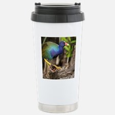purple gallinule Travel Mug