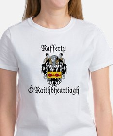 Rafferty In Irish & English Tee