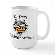 Rafferty In Irish & English Mug