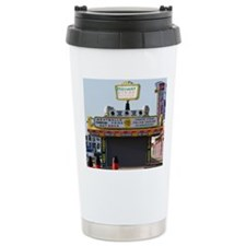 Midway Steak House Travel Mug