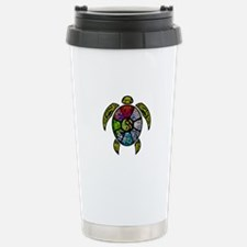 Turtle Ba-Gua Stainless Steel Travel Mug