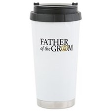Father of the Groom Travel Mug