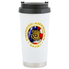 Chinese-American Travel Mug