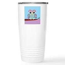 Indian Owl Travel Mug