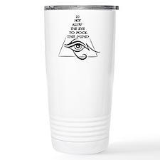 Mind Over Matter Travel Mug