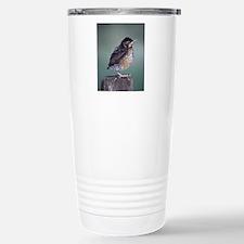 baby robin Travel Mug