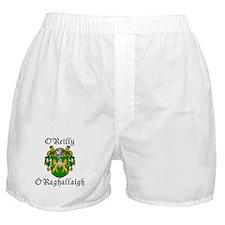 O'Reilly In Irish & English Boxer Shorts