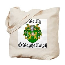 O'Reilly In Irish & English Tote Bag