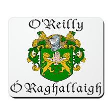O'Reilly In Irish & English Mousepad