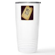 12 Pack Travel Mug