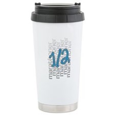 13.1 Half-Marathoner Travel Mug