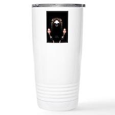 Girl in the Dark Travel Mug
