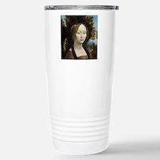 Leonardo da Vinci - Gin Travel Mug